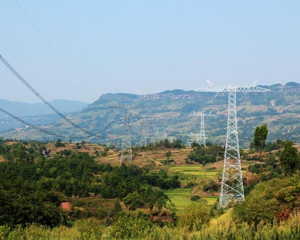 产品在云南电网500KV线路使用